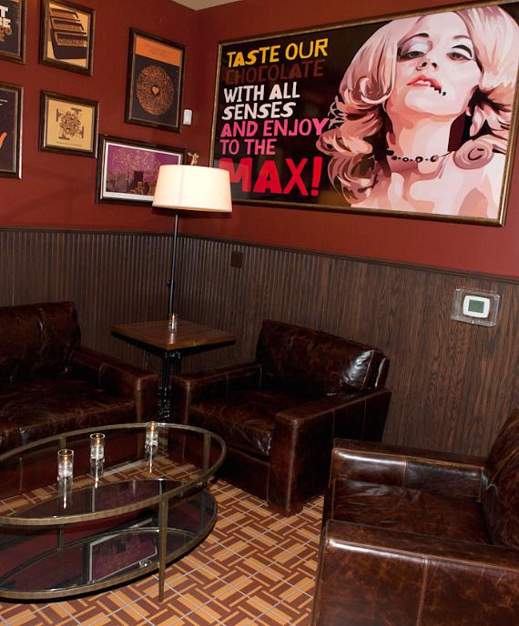 Inside Max Brenner: Chocolate by the Bald Man