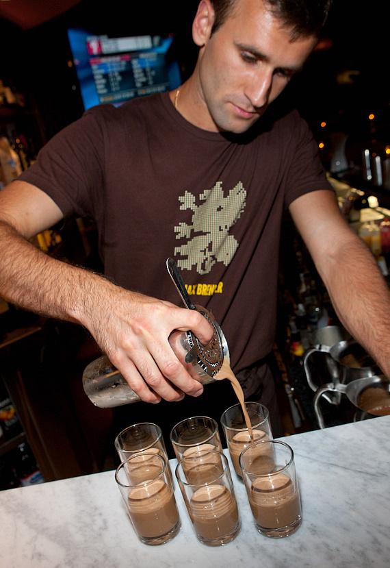 Max Brenner: Chocolate by the Bald Man opens at the Forum Shops at Caesars Palace