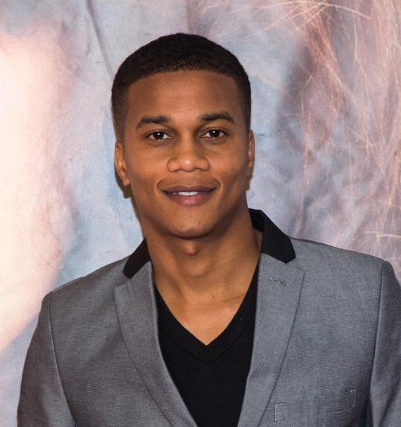 """Actor Cory Hardrict at """"Lovelace"""" Premiere in Planet Hollywood Las Vegas"""