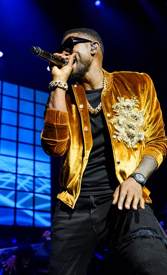Usher Kicks Off HartBeat Weekend at The Cosmopolitan of Las Vegas
