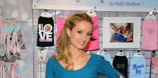 """Holly Madison Launches """"Lucky Pet Products"""" at SuperZoo at Mandalay Bay (Day 1 & 2 Photos)"""