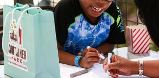 "Container Park's Kids Camp Series Returns with ""Princes and Princesses"""