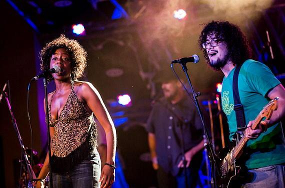 Orgone performs at Hard Rock Cafe on The Las Vegas Strip
