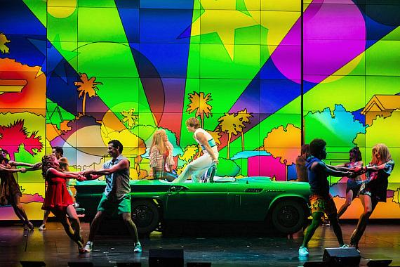 Surf the Musical Opens at Planet Hollywood Resort & Casino