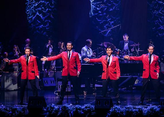 Jersey Boys at The Nevada Sesquicentennial All-Star Concert