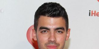Joe Jonas at iHeart Radio Music Festival