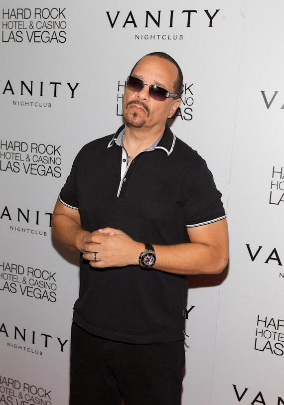 Ice-T at Vanity Nightclub