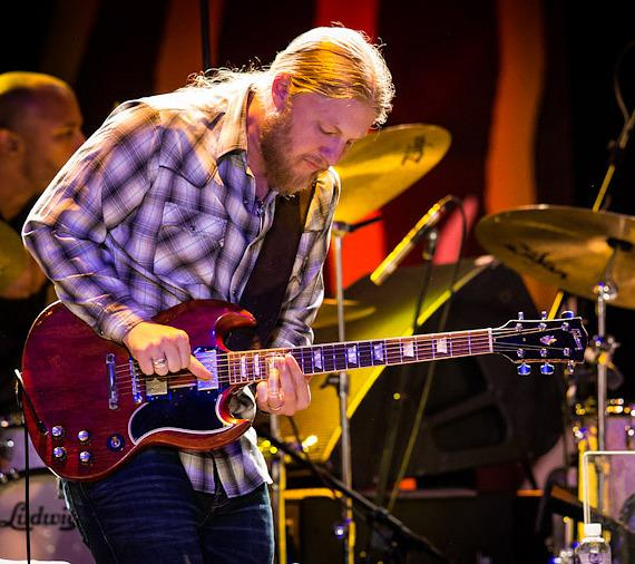 The Tedeschi Trucks Band performs at The Joint at Hard Rock Hotel & Casino