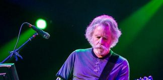 Grateful Dead members Phil Lesh and Bob Weir bring their band Furthur to The Pearl Oct. 1-2