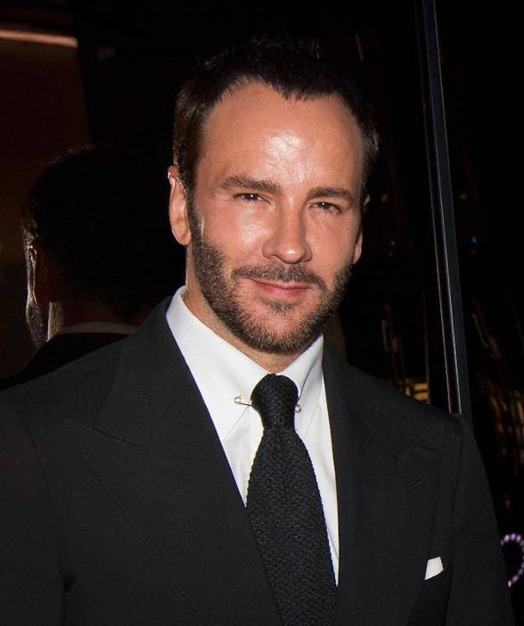 Tom Ford visits Crystals at CityCenter in Las Vegas