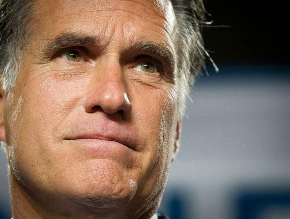 GOP Hopeful Mitt Romney stopped to stump in Vegas and introduce his Jobs Plan at a truck factory in North Las Vegas