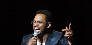 Comedian Mike Epps Performs at The Pearl Concert Theater at The Palms Casino Resort in Las Vegas