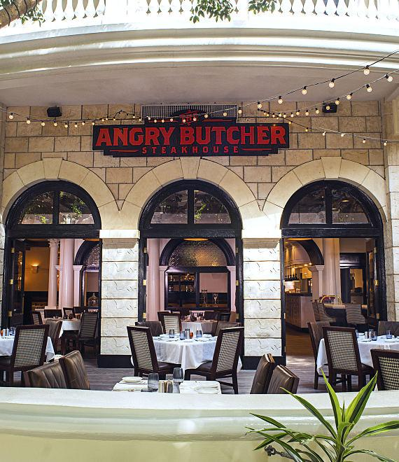 The Angry Butcher Steakhouse debuts at Sam's Town Hotel and Gambling Hall in Las Vegas