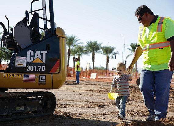 Excitement Builds Around Construction vs. Cancer, Oct. 7