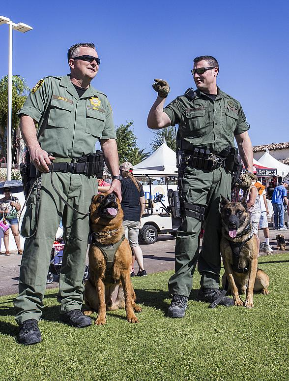 28th Annual Metro K9 Trials Weekend to Kick Off at Lake Las Vegas October 14