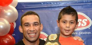 Haircuts & Heavyweight Champs: WSS Hosts Grand Opening Celebration with Fabricio Werdum and Tito Ortiz