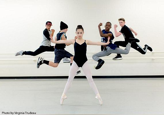 Academy of Nevada Ballet Theatre Holds Annual Open House August 24