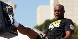 Anderson Silva to host Official Fight Afterparty at 1 OAK Vegas