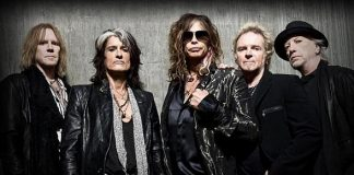 Aerosmith to perform at MGM Grand Garden Arena on Saturday, Aug. 1