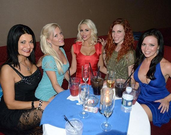 Ladies at After-Party