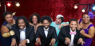 """The Joint is Jumpin' as the Tony Award-Winning Musical """"Ain't Misbehavin'"""" Swings into The Cabaret Jazz Club at The Smith Center in Honor of Black History Month"""