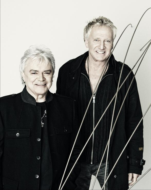 Air Supply Perform the Hits at Orleans Showroom Memorial Day Weekend May 27-29