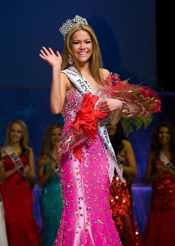 Alexa Taylor (Miss Nevada Teen USA 2014)