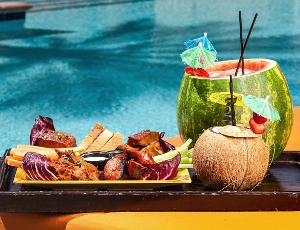 Celebrate Fourth of July with Poolside Grillin' and Chillin' at The Deck at Aliante Casino + Hotel + Spa