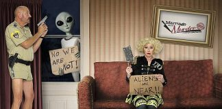 """Bleep Bloop: Alien Fanatics Are Invited to Invade """"Marriage Can Be Murder"""" at the D Las Vegas"""