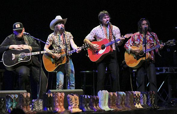 Country and Pop Rocks The Pearl Concert Theater at Palms Casino Resort in Las Vegas