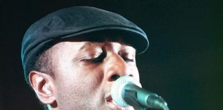 Aloe Blacc Performs During Thursdays Live at The Cosmopolitan of Las Vegas' Boulevard Pool