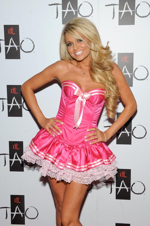 Angel Porrino's 21st birthday party at TAO