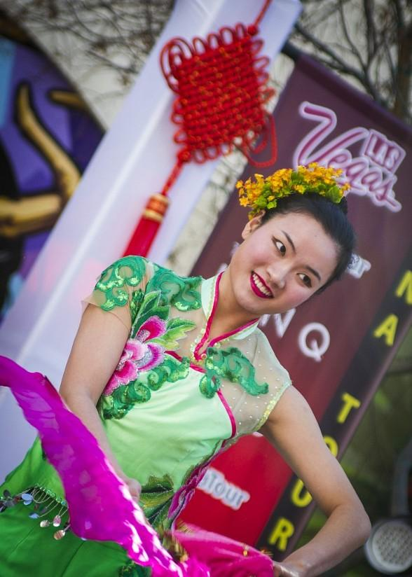 Celebrate the Year of the Monkey in Las Vegas February 8-14, 2016
