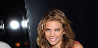 AnnaLynne McCord at Sugar Factory American Brasserie
