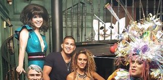 UFC Lightweight Champion Anthony Pettis Attends OPIUM at The Cosmopolitan of Las Vegas