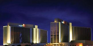 Aquarius Casino Resort to Honor Military Members for Memorial Day by 'Paint the Town R.E.D.' Initiative