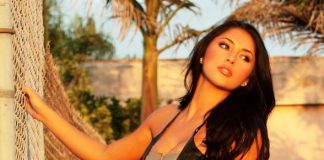 Arianny Celeste to Host at Chateau Nightclub & Gardens March 8