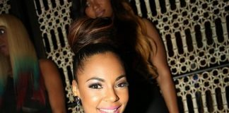 Ashanti at LAVO
