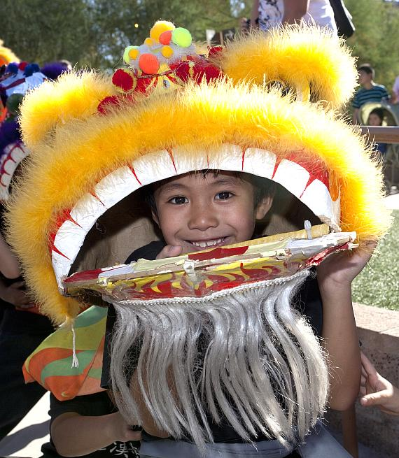 Explore Far Eastern Cultures at The Springs Preserve's Asian Heritage Celebration on September 23