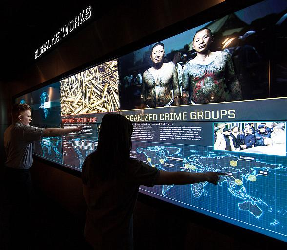 Tech at the Museum – The Mob Museum in Downtown Las Vegas Debuts Technology-Driven, Current-Events Exhibitions