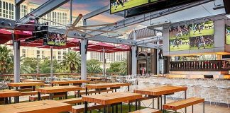 BEER PARK at Paris Las Vegas to Host UFC 245 Viewing Party