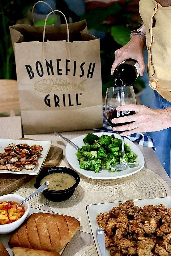 Bonefish Grill's Easter Dinner Family Bundles for Up to 5, April 11-12