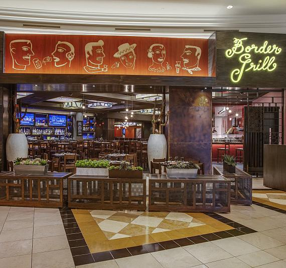 Border Grill Mandalay Bay & Border Grill Forum Shops Cover The Strip to Dine-Out for a Cause