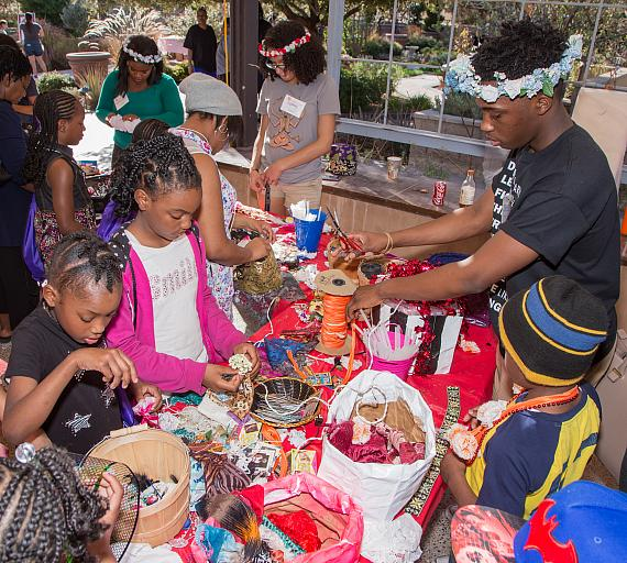 Celebrate at The Springs Preserve's 10th Annual Black History Month Festival Join us February 16