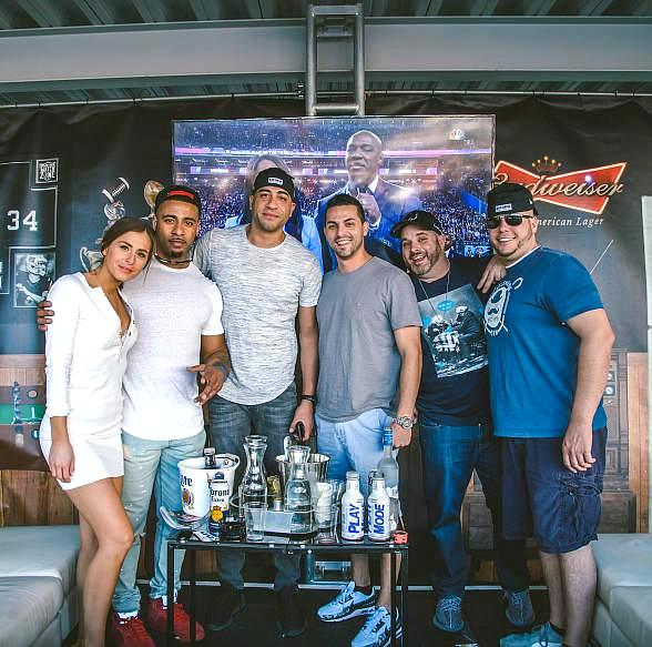 """""""Michelob Ultra Draft Party"""" to Take over Downtown Las Vegas Events Center April 25"""