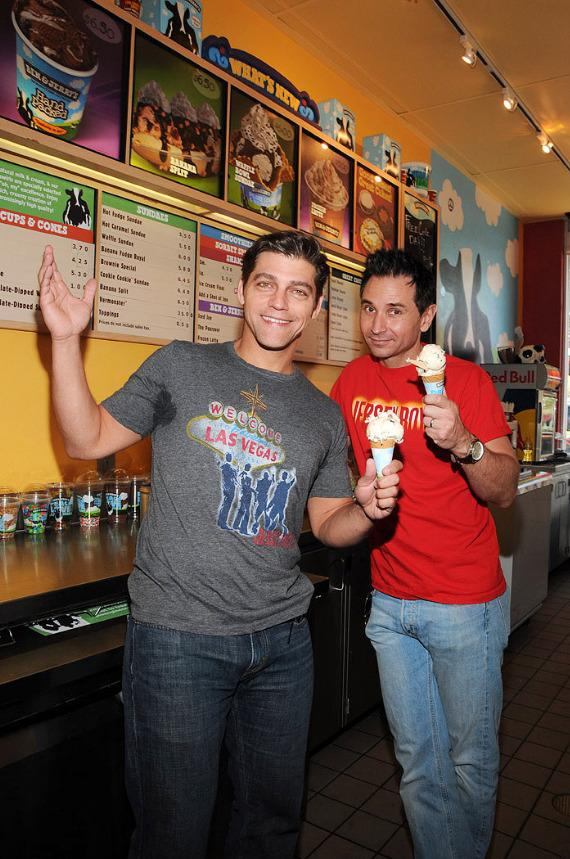 Jersey Boys' Deven May and Travis Cloer