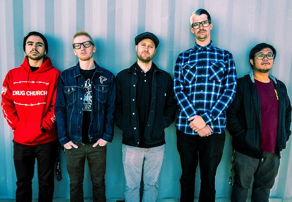 Local Punk Rock Group 'Be like Max' Gets Ready to