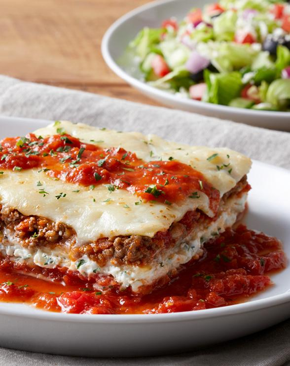 Lasagna Just Got Even Better! BRAVO! Cucina Italiana Offers Half-Price Lasagna Dishes on July 26 in Honor of National Lasagna Day