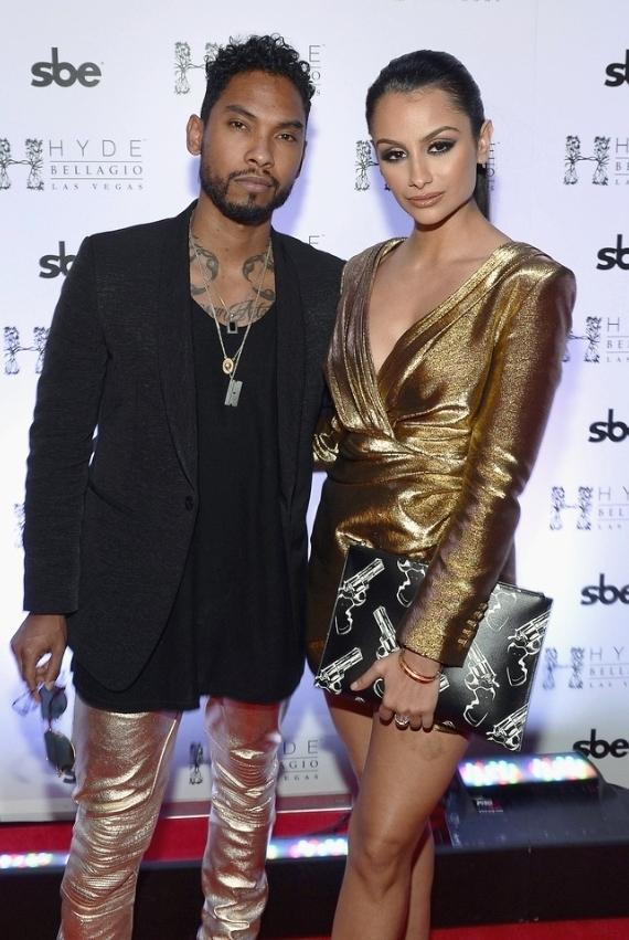 Miguel Rings In the New Year with a Performance at Hyde Bellagio in Las Vegas