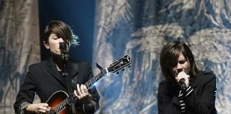 Tegan & Sara Bring the Con X Tour to The Pearl at Palms Casino Resort in Las Vegas